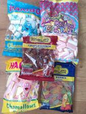 Něco málo do candy baru pro dětičky:)