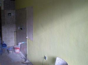 tato stěna půjde pryč..