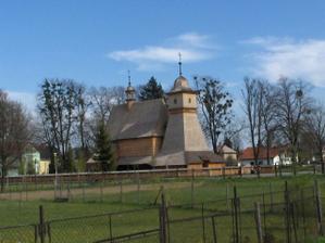 nejnovější fotka našeho kostelíku