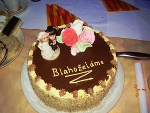 druhá torta