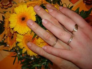 Detail prstýnků...