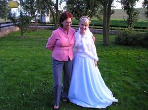 s mojí novou maminkou