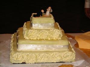 naša torta - výborná
