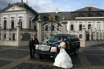 pre Renču naše svadobné auto1