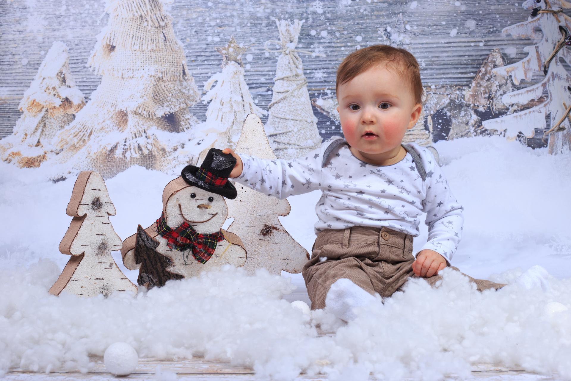 Přeji Vám všem krásné prožití vánočních svátků a v novém roce hlavně hodně zdraví ❤️ Budou to naše první společné Vánoce ve třech, moc se na ně těšíme ❤️ A hned po novém roce, 2.1. oslaví Honzík své 1. narozeniny ❤️ - Obrázek č. 2