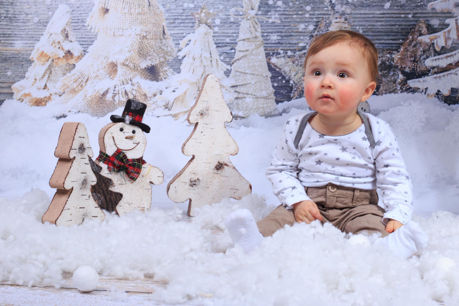 Přeji Vám všem krásné prožití vánočních svátků a v novém roce hlavně hodně zdraví ❤️ Budou to naše první společné Vánoce ve třech, moc se na ně těšíme ❤️ A hned po novém roce, 2.1. oslaví Honzík své 1. narozeniny ❤️ - Obrázek č. 3