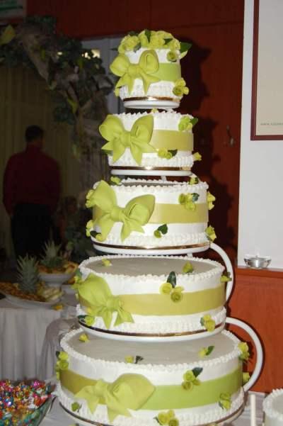 Maťa{{_AND_}}Peťo - ...naša úžasná tortička...mašličky deti hneď spapali...