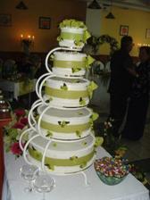 ...každý diel torty bol inej chuti...