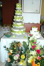 ...tortičky...