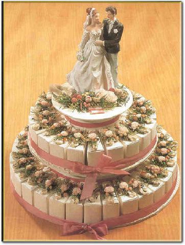 Tu mám vzorky toho čo by som chcela mať na svadbe - TORTU ASI TAKUTO