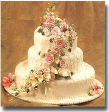 krásna torta