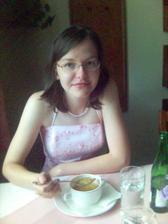 první manželská snídaně...ale v restauraci tomu říkali oběd :-)