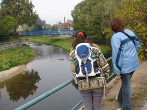 Janka a Len u soutoku Oslavy s Balinkou