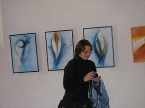 Janka fotila jak divá :-)