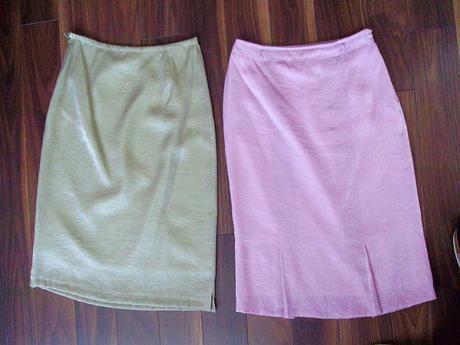 satenove sukne - Obrázok č. 1