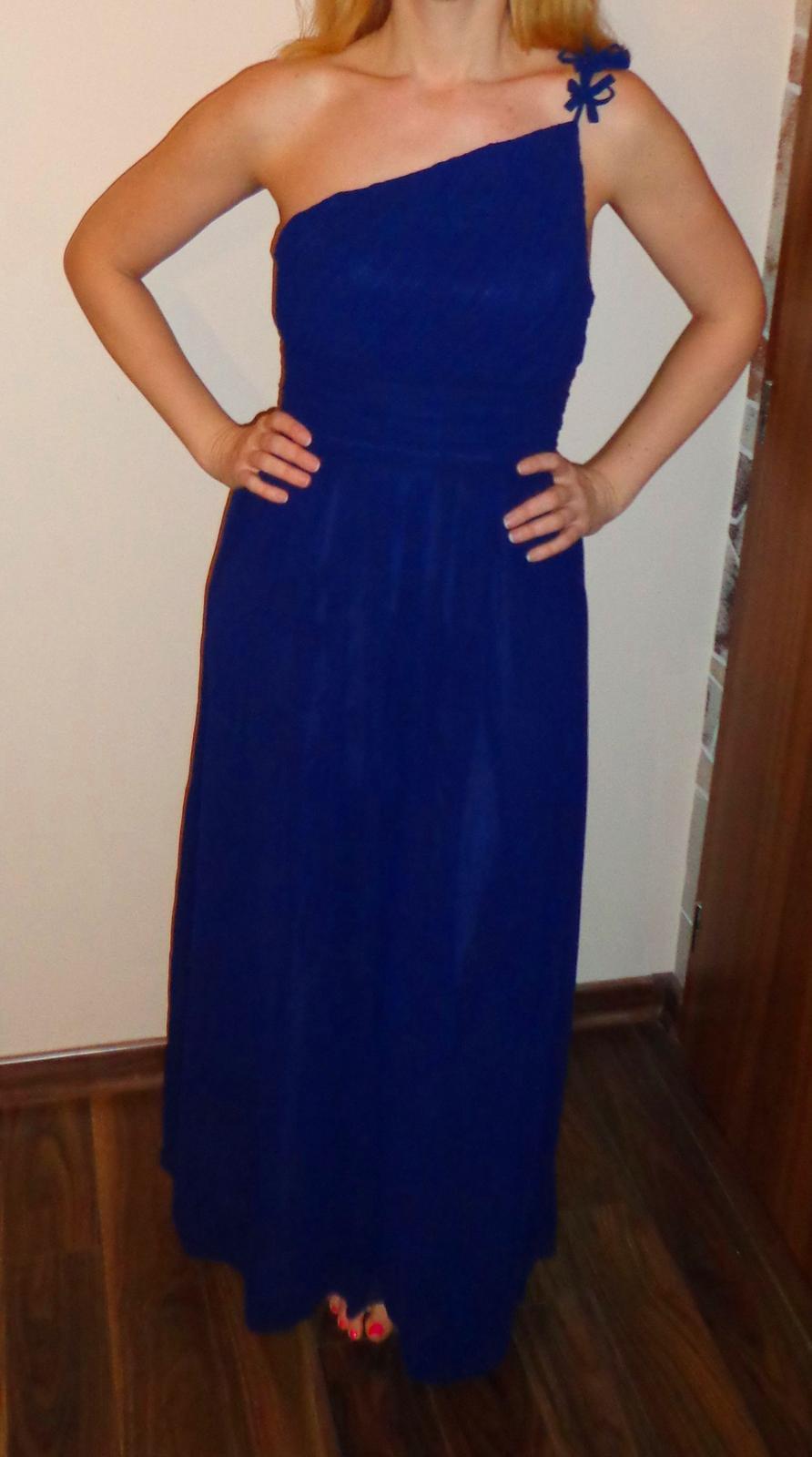 šifónové šaty s visačkou - Obrázok č. 1