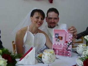 Jako svatební dar jsme dostali zájezd do Paříže