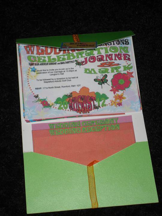 Invites revisited... - How the new invitations look inside