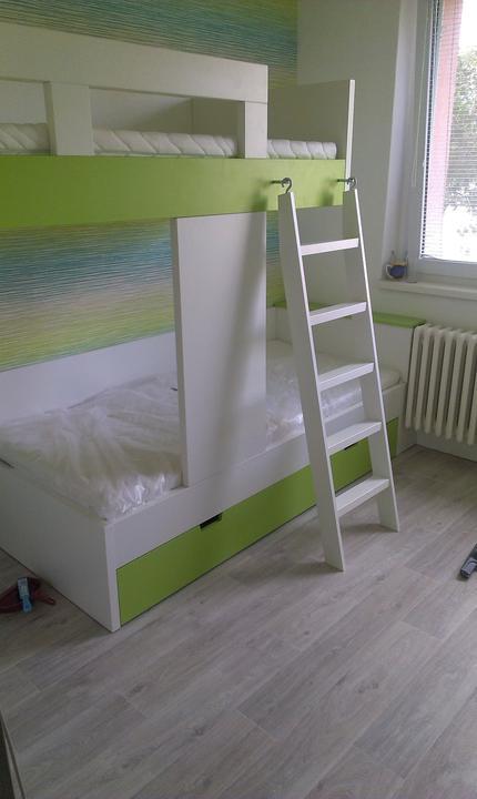 Fotky našeho bytu teď a po rekonstrukci - Obrázek č. 47