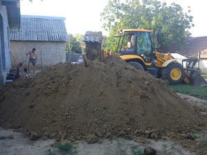 kopeme jamu na źumpu