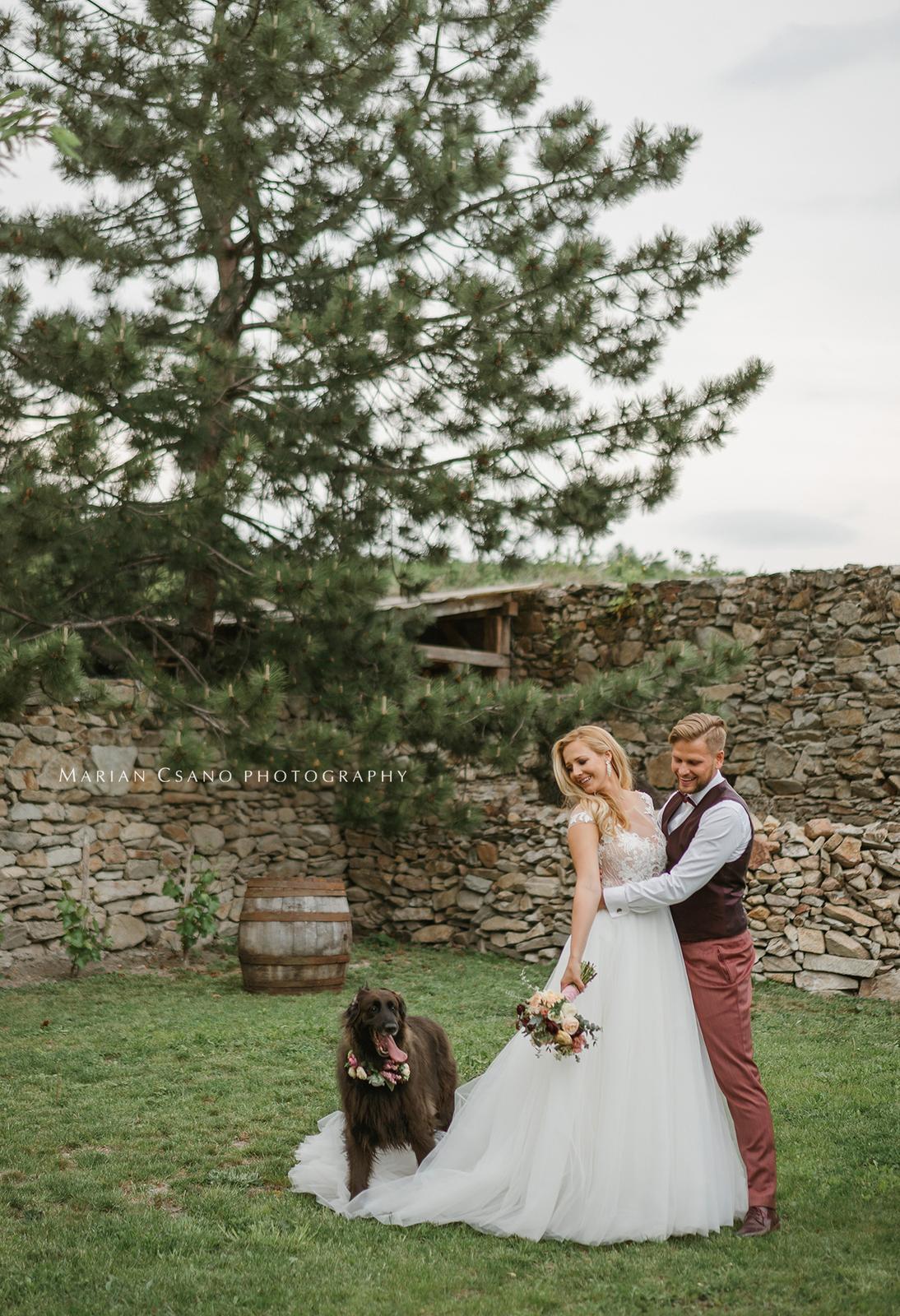 Miška & Matúš @ Neco Winery Modra - Obrázok č. 15