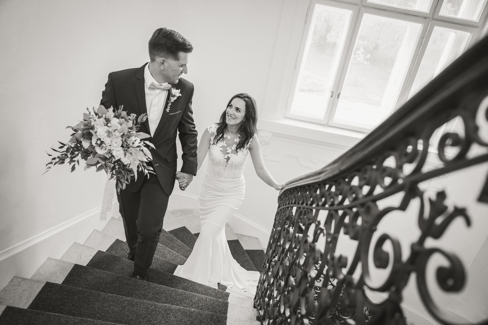 Janka & Martin @ Hotel Sebastian Modra - Obrázok č. 25