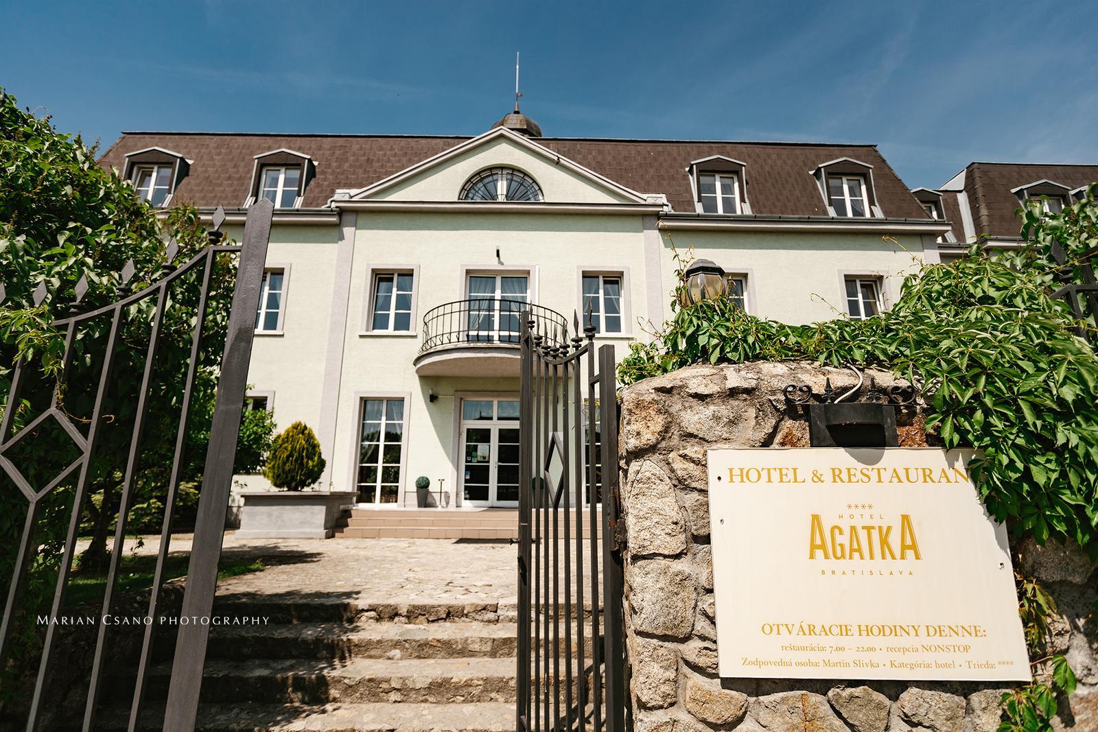 Adriana & Vlado @ Hotel Agátka - Obrázok č. 3