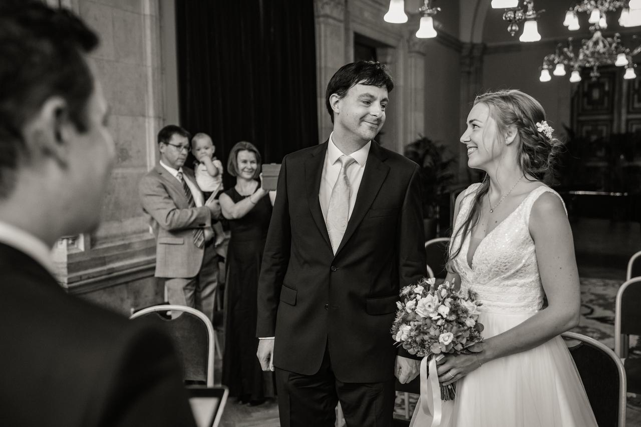 Maria & Marcus (Rathaus Wien) - Obrázok č. 2
