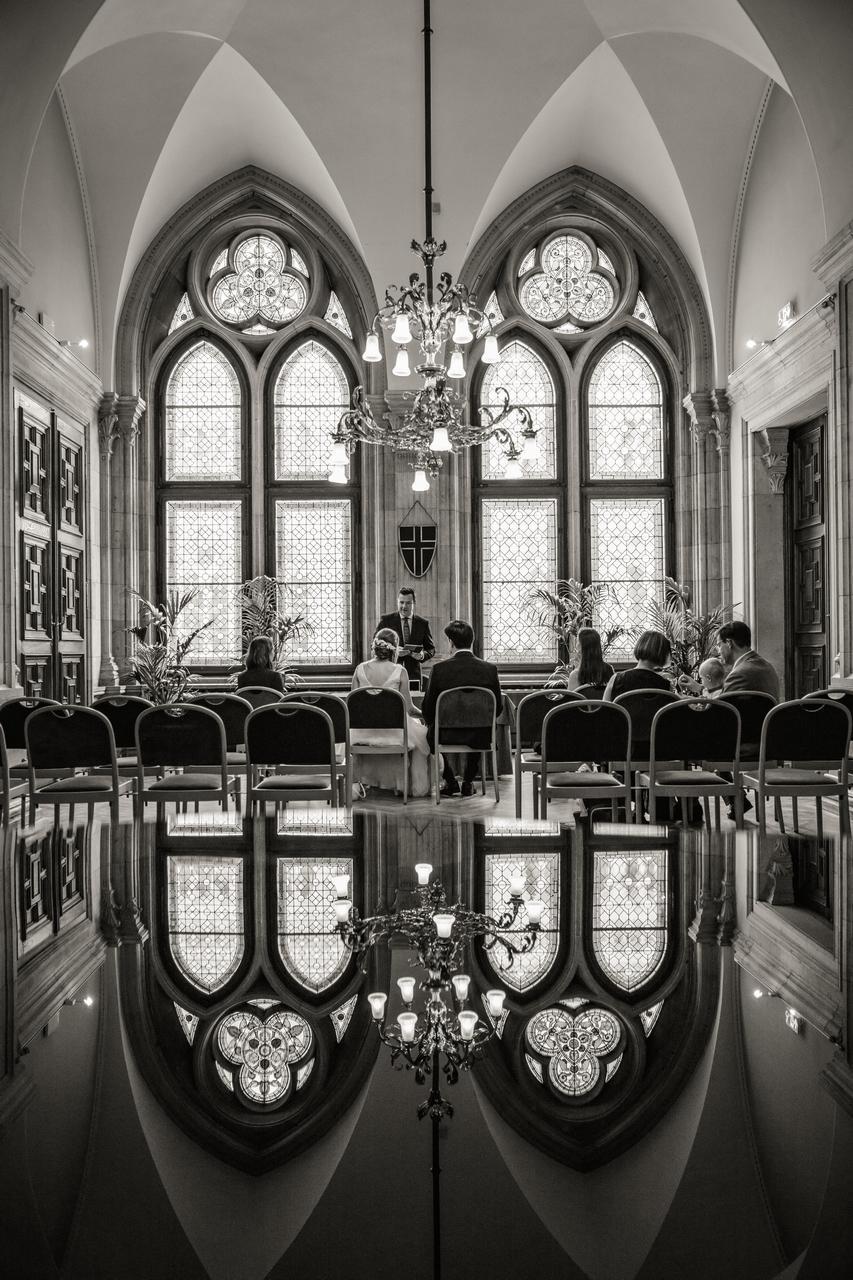 Maria & Marcus (Rathaus Wien) - Obrázok č. 3