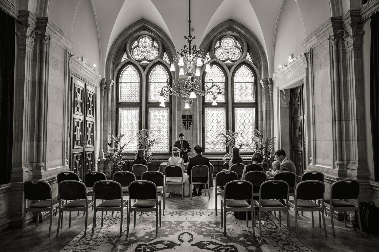 Maria & Marcus (Rathaus Wien) - Obrázok č. 7