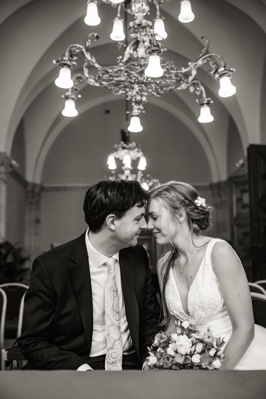 Maria & Marcus (Rathaus Wien) - Obrázok č. 11