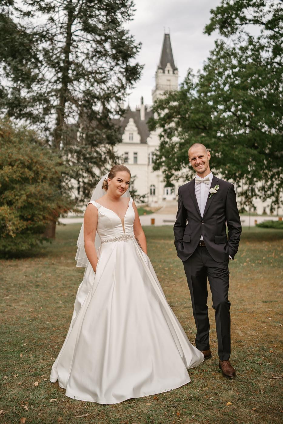 Natália & Peter @ Hotel Sebastian Modra - Obrázok č. 24
