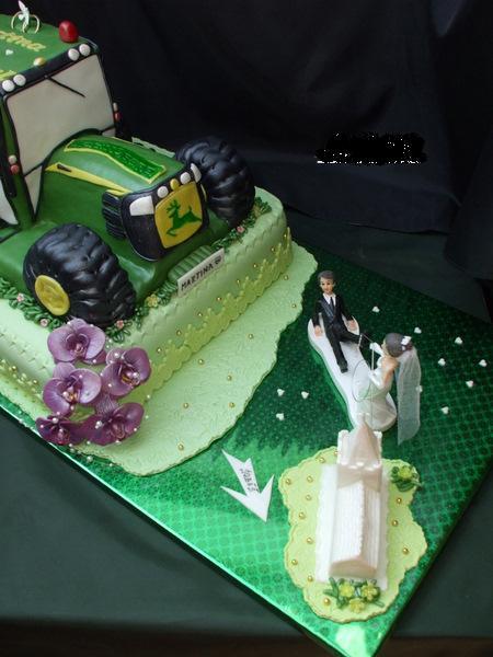 Svet tortičiek :) - to bude asi tiež pre ten istý párik.. :):)