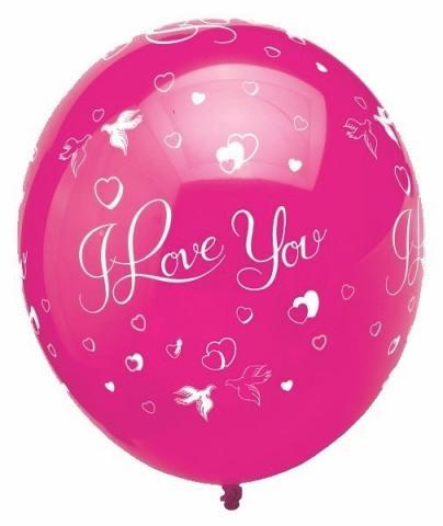 Doplnky na SVADBU - baloniky