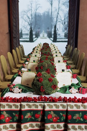 Svadba-mozno trocha tradicnejsie? (2) - aj zimna vyzdoba moze byt pekna