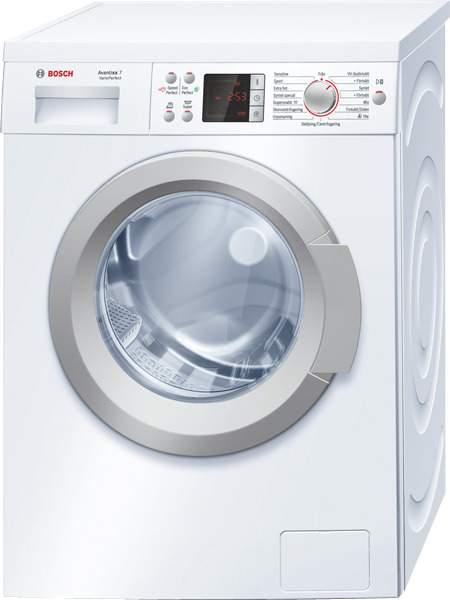 Vybavení-vybráno - Pračka Bosh WAQ 24461