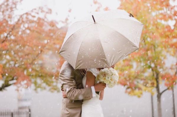 A když bude pršet... - Podzim, déšť, to bude možná naše :-)