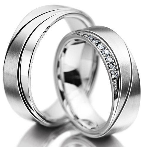 Nová kolekce snubních prstenů z chirurgické oceli pro rok 2014 - Obrázek č. 1