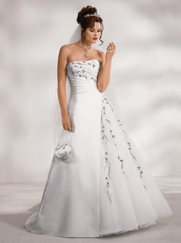 07.10.2006 - svadba - toto sú moje svadobné šaty sú nádherné