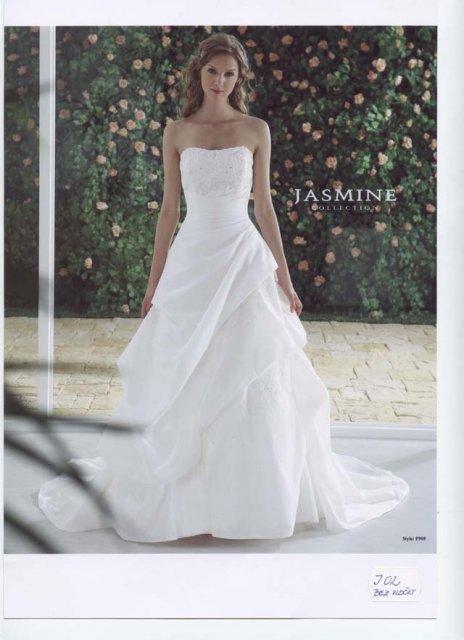 Lydka 22 - moje svadobne saticky Jasmine
