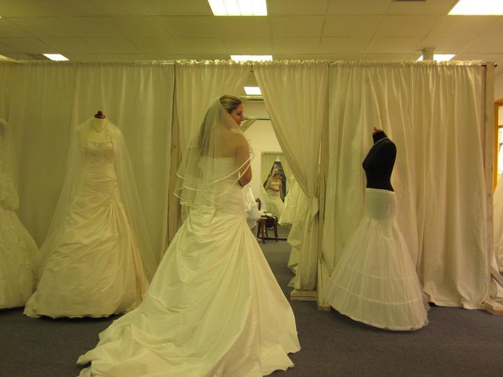 Šaty - zkoušení - Camelia2