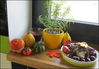 Kousíček podzimu do kuchyně :)