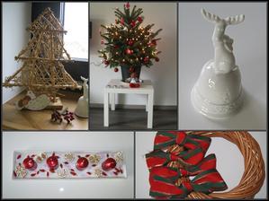 První Vánoce v domečku - už to zase začíná, aneb PF 2014 :)