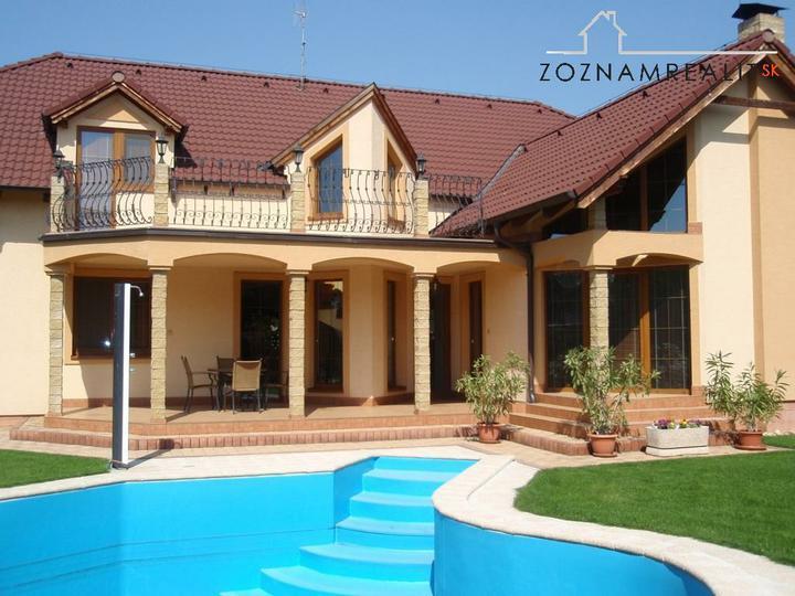 Dom s bazenom, alebo bazen s domom? - Obrázok č. 5