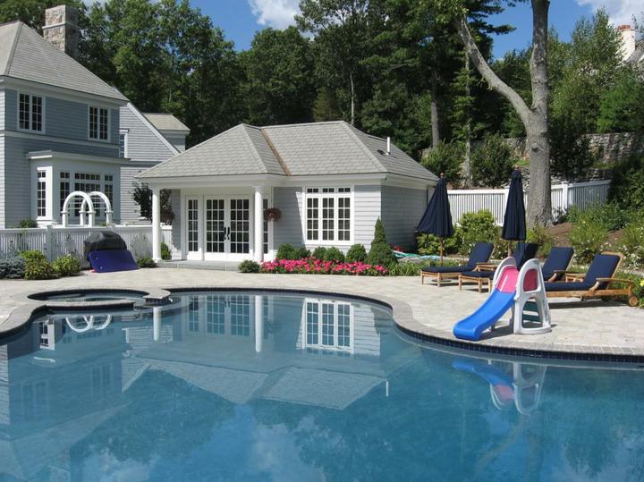 Dom s bazenom, alebo bazen s domom? - Obrázok č. 18