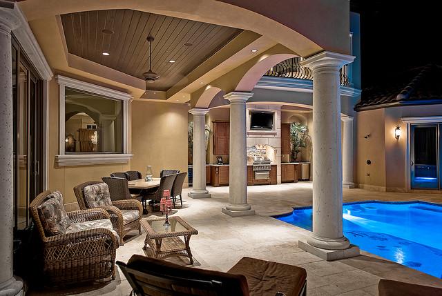 Dom s bazenom, alebo bazen s domom? - Obrázok č. 32