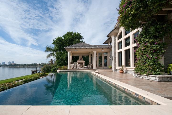 Dom s bazenom, alebo bazen s domom? - Obrázok č. 34