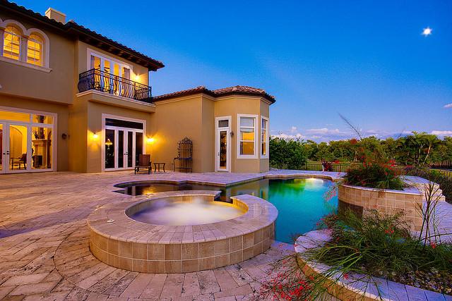 Dom s bazenom, alebo bazen s domom? - Obrázok č. 40