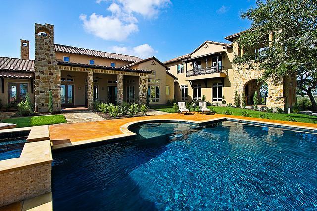 Dom s bazenom, alebo bazen s domom? - Obrázok č. 41
