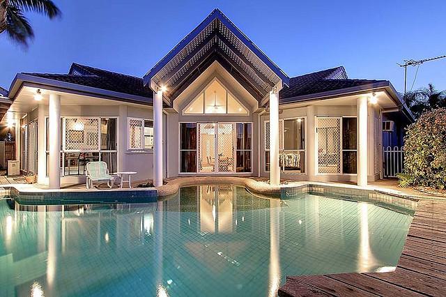 Dom s bazenom, alebo bazen s domom? - Obrázok č. 43